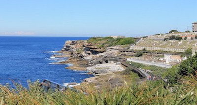Bronte to Clovelly walk part of the Bondi to Coogee coastal walk